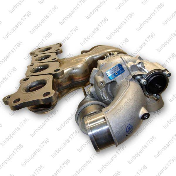 turbolader land rover range rover evoque eu3e6k682bc. Black Bedroom Furniture Sets. Home Design Ideas